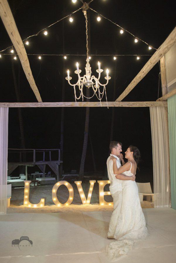 Chantelle Dora Poirier & David Alexander Heiderich's Wedding JellyFish, Punta Cana - April 20th, 2016 © www.GGGPHOTO.com www.facebook.com/GGGPHOTO